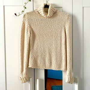 Cozy turtle neck sweater